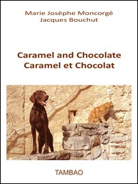 TAMBAO: Caramel and Chocolate, cover - Marie Josèphe Moncorgé and Jacques Bouchut