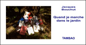 TAMBAO : When I am walking in the garden - Jacques Bouchut